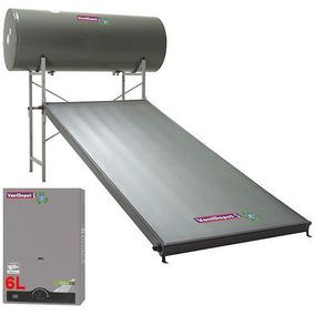 Calentador Solar Calefactor Paso, Mxsoh-001, 40 Gal., 3/4 Pu