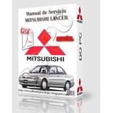 Manual De Taller Mitsubishi Lancer 96/02