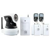 Sist. Vigilancia C/cámara Ip Y Alarma