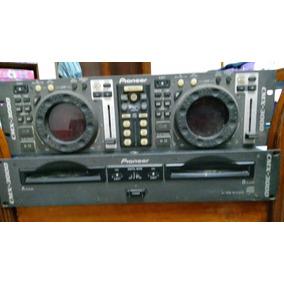 Cd-j Pionner Para Dj,cmx-3000
