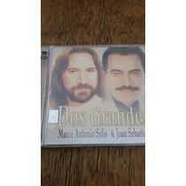 Marco Antonio Solis Y Joan Sebastian Dos Grandes Cd+dvd