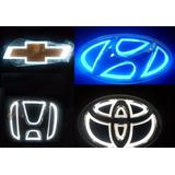 Logos Led Autos Camionetas Honda Chevrolet Nissan Vw Peugeot