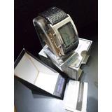 Reloj Vest Sport Emit Limitado $249 Maya Cuero C/gar