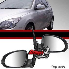 Retrovisor Hyundai I30 Eletrico Com Pisca(esquerdo)
