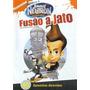 Dvd Jimmy Neutron - Fusão A Jato - Original - Novo - Lacrado