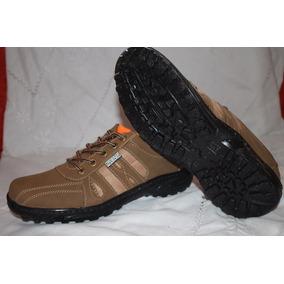 Zapato Casual Hombre Numeración 38 Al 42 Coleman Cat Timber