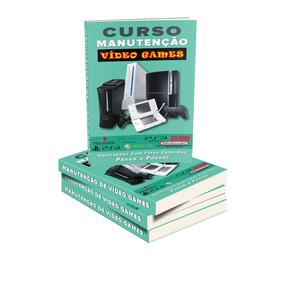 Curso Manutenção De Vídeo Games Xbox, Ps2, Ps3 Ps4, Wii, Psp