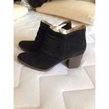 Zapatos De Cuero Negro Nro 39 Marca Carducci Nuevos