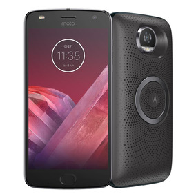 Smartphone Motorola Moto Z2 Play Sound Ed Platinum Xt1710