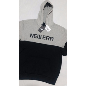 Blusa De Moleton New Era Com Capuz Original