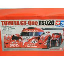 Rc Tamiya 1/10 Radio Control Toyota Gt 1 Unico