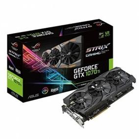 Placa De Video Asus Geforce Gtx1070ti A8gb Ddr5 Gaming - Mza