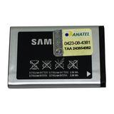 Bateria Ab463446bu Nova Original Lacrada Samsung Gt-e1182