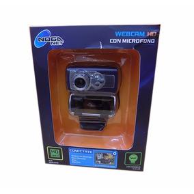 Web Cam Noganet Con Microfono Camara Web