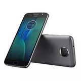 Celular Motorola Moto G5s Plus 32gb Dual Câmera Capa Brinde