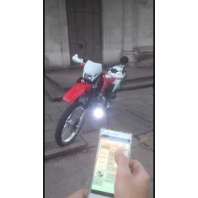 Arranque A Distancia Moto Apagado Antirrobo Alarma Sin Llave