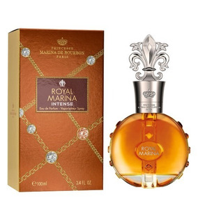 Perfume Royal Intense Edp 100ml - Marina De Bourbon Original