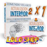 2 X 1 / Actualización Interior / Edmundo Velasco Completo