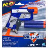 Pistola Nerf Elite Jolt Hasbro Original N-strike - 2 Dardos