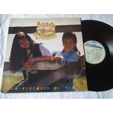 Lp Vinil - Sandy & Junior - Aniversario Do Tatu - Infantil