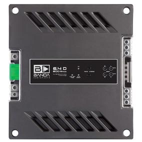 Banda 6.4d - Amplificador Modulo Potencia Digital 600 Rms