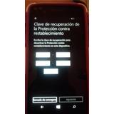 Desbloqueo De La Protección Contra Restablecimiento Lumia