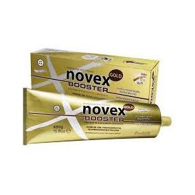 Novex Gold Booster 5 Veces Mas De Brillo Para Tu Cabello