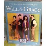 Box Original: Will & Grace - 1ª Temporada - Lacrado - 3 Dvds
