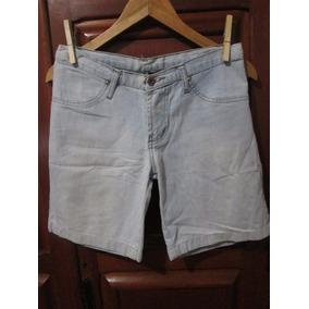Bermuda Jeans Feminina Razon Tam 38
