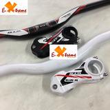 Guidão Alumínio 31.8x690 + Mesa 31.8x80mm Gts Aerolight Bike