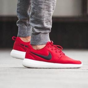 zapatillas rojos nike