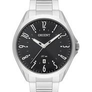 Relógio Orient Masculino Prateado Mbss1384 P2sx