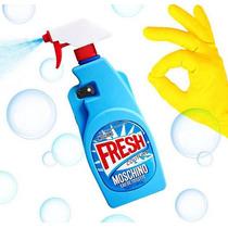 Funda Iphone 5s 5c Se 6 6s Fresh Limpiador Spray Moschino