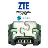 Pin Puerto De Carga Socket Zte V9800 9800 Original !!!