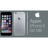 Iphone 6 32gb Cinza Espacial