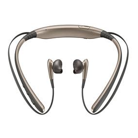 Manos Libres Bluetooth Samsung Level U S5 S6 Note 5 Dorado