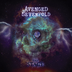 Cd Avenged Sevenfold The Stage Open Music