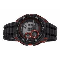 Relógio Mormaii Masculino Wave Digital Mo13617/8a Wr 100m/