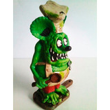Rat Fink Dirty Cook Estátua