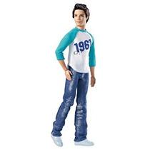 Juguete Barbie Fashionista Deportivo Ken Muñeca