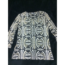 Blusa Dama Transparente