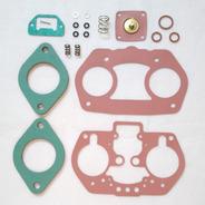 Kit Reparo Carburador Weber 40 / 44 Idf Diafrágma Pino Curto