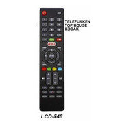 Control Remoto Smart Tv Led Para Kodak Telefunken Top House