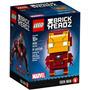 Lego Brick Headz Marvel Iron-man Nuevo Modelo Original