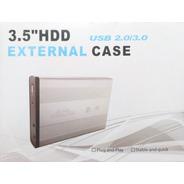 Case Pc Desktop Hd Ssd Adaptador Usb 3.0 Sata 3 Externo A@
