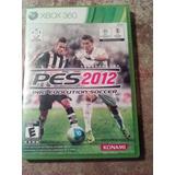 Juego De Xbox 360 Futbol Pesp 2012