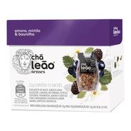 Chá Leão Senses - Amora Mirtilo E Baunilha 10 Saches