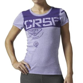 Playera Atletica Crossfit Crsf Mujer Reebok A98579
