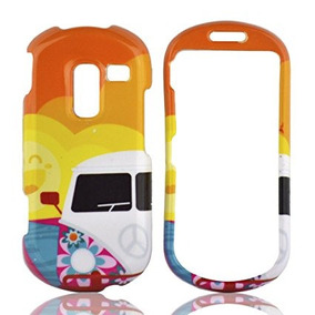 Talon Phone Case For Samsung R570 Messager 3 - Hippie Love -