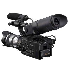 Câmera Sony Nex-fs100n 35mm 1080p Full Hd + 18-200 Nova Nf